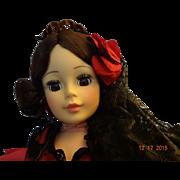 "Madame Alexander  Cissy  ""Goya"""