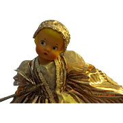 "Effanbee  ""Renaissance Angel Tree Topper"" Doll"