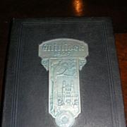 1925 James Milliken University Decatur College Yearbook