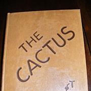1949 University of Texas, Austin Cactus Yearbook - Tom Landry