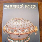 Faberge Eggs Imperial Russian Fantasies Poster Book