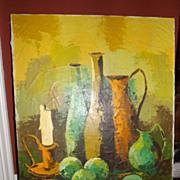 Original Oil Painting by Sleepy Read