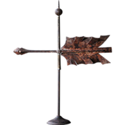 19th Century English Arrow Weathervane - Antique