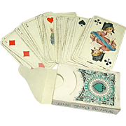 REDUCED Deck of Playing Cards, B. Dandorf Frankfort M No. 172 VG - Exc!