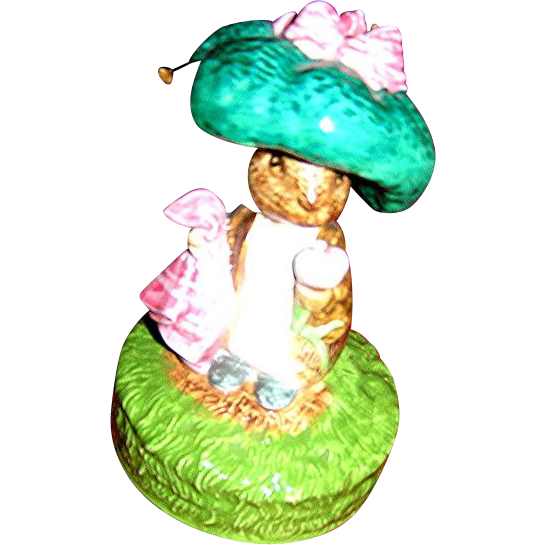 Beatrix Potter Music Maker by Schmid. Bring in the Clowns!