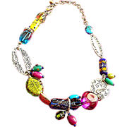 "SALE Vintage Chico's Necklace, approx. 18"", Excellent condition"
