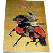 "SOLD Vintage Book: ""The Shaping of the Daimyo Culture, 1185-1868! first printing"