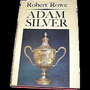 Book, Adam Silver, Taplinger, NY. 1965