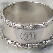 Tiffany Napkin Ring