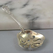 SALE Gorham Chantilly Sterling Nut Spoon