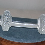 SALE Lalique Knife Rest