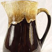 SALE RRP Co. Pitcher (Robinson Ransbottom Pottery) - Drip Pattern