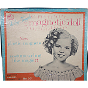SALE Shirley Temple magnetic dolls Gabriel toy 301