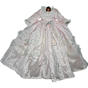 Vintage Cinderella Madame Alexander dress gown costume