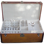 SOLD Louis Vuitton trunk...Vintage Louis Vuitton trunk...