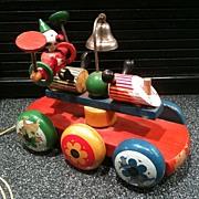 Kouvalias Childs Pull Toy