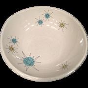 SOLD Franciscan Starburst Cereal Bowl 1950's