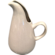 SOLD American Modern Granite Grey Russel Wright Water Pitcher