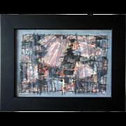 PAUL KAUVAR SMITH Painting, Abstract 1948