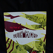 Movie Program Book for South Pacific