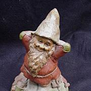 Vintage Tom Clark Gnome, 1985, Miles, Retired