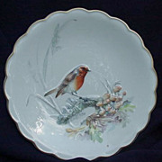 Royal Worcester Limited Ed. of 7500 Dorothy Doughty Bird Plate