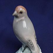 SALE Vintage Bing & Grondahl Bird Figurine, Denmark