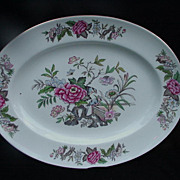 SALE Vintage Wedgwood Cathay Small Serving Platter