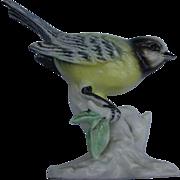 Porcelain Bird on Branch