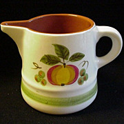 Stangl Apple Delight Pitcher
