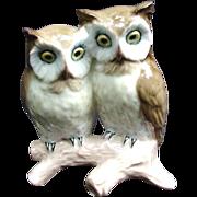 Georg Jensen Porcelain Owls, Portugal
