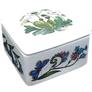 Portmeirion Botanic Garden Trinket Box