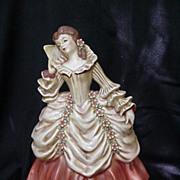 Amelia, Florence Ceramics Figurine, Pasadena, CA