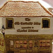 Lilliput Lane Old Curiosity Shop 1985