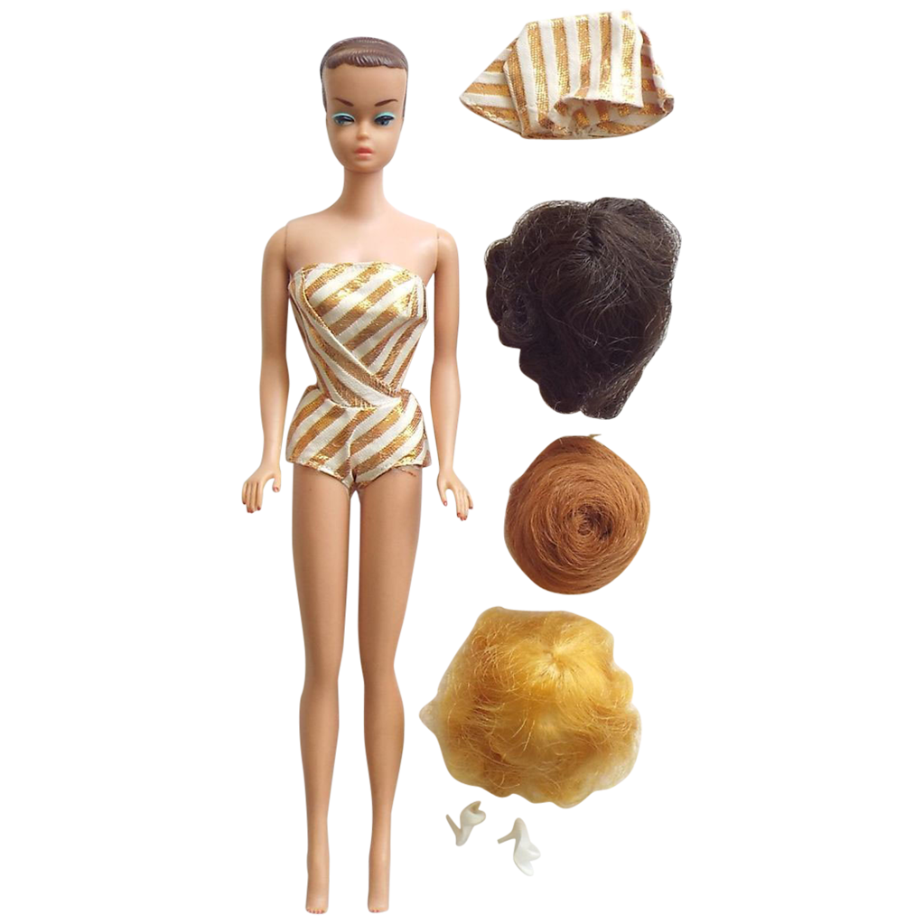 Wigs For Fashion Dolls 41