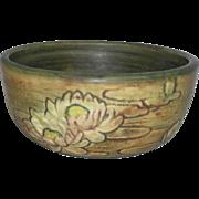 Weller, Flemish, Pottery Bowl