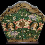 Beautiful Victorian Presentation Box