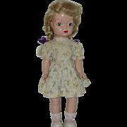 SALE 'Mary Jane' Doll   1953 Terri Lee Look- A- Like