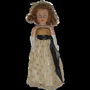 "1958 American Character Toni Doll 10 1/2"""