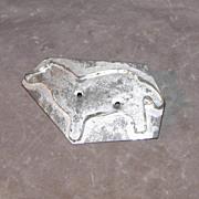 Tin Flat Back Animal Cookie Cutter