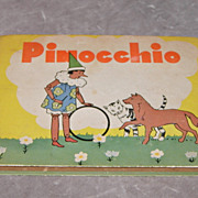 The Story of Pinocchio Retold by Kathryn Heisenfelt Copyright 1934