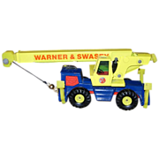 Corgi Warner & Swasey Crane