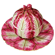 REDUCED Mottahedeh Wallendorf  Tureen w/Underplate