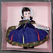 SALE Madame Alexander International Series Canada Doll #560
