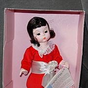 SALE Madame Alexander Storyland Red Boy Doll #440