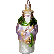 1 of 3 Kings Glass Christmas Ornament