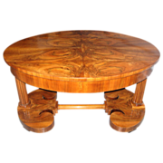 19th Century Biedermeier Table