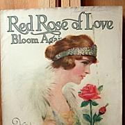 Red Rose of Love Bloom Again – 1920