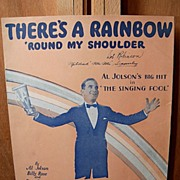 There's A Rainbow 'Round My Shoulder – 1928