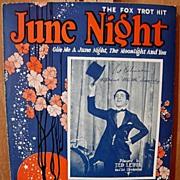 June Night – 1924